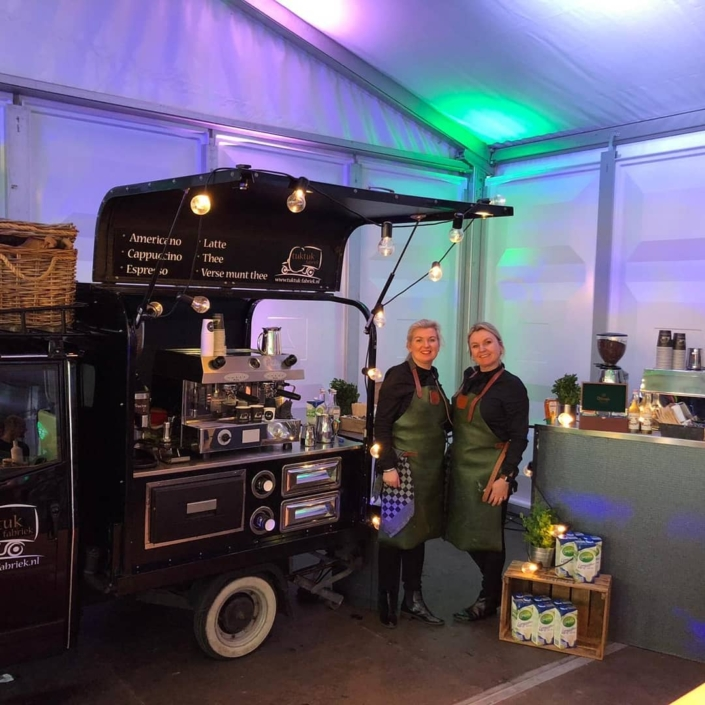 koffie TukTuk Concordia Damen 2019