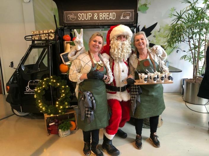 Soup & Bread Kerst 2019